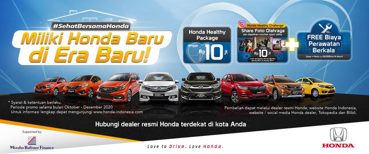 Honda Baru di Era Baru